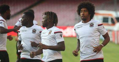 Dante reafirma desejo de jogar no Bahia: 'time do coração'
