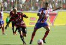 Bahia e Vitória exibem marca 'de graça' nas camisas
