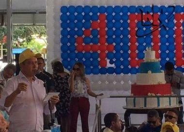 Rui Costa chega à viagem de número 400 com entregas e visitas a obras em Santo Estevão