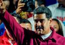 Nicolás Maduro é reeleito para mais seis anos de mandato