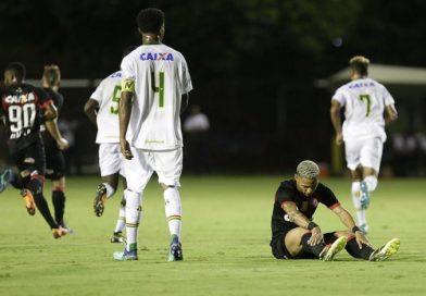 Vitória não sai do zero com Sampaio Corrêa e dá adeus à Copa do Nordeste