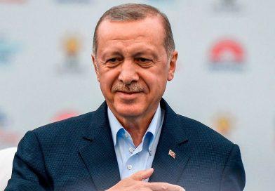 Erdogan proclama vitória na Turquia