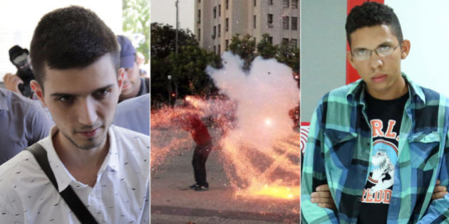 Juiz condena jovens que lideraram protestos contra gastos na Copa