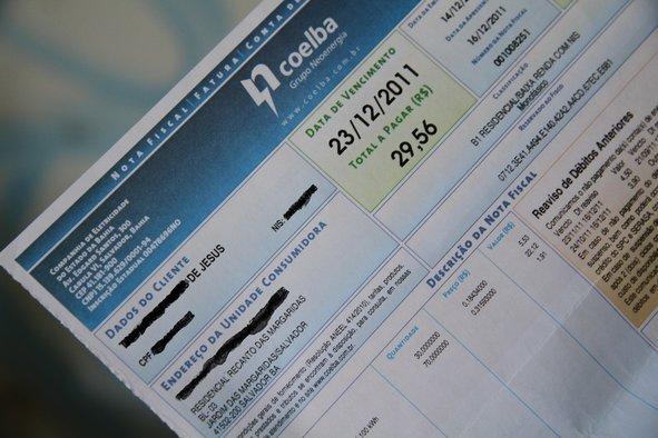 Conta de luz fica mais cara após aprovação de reajuste em tarifa