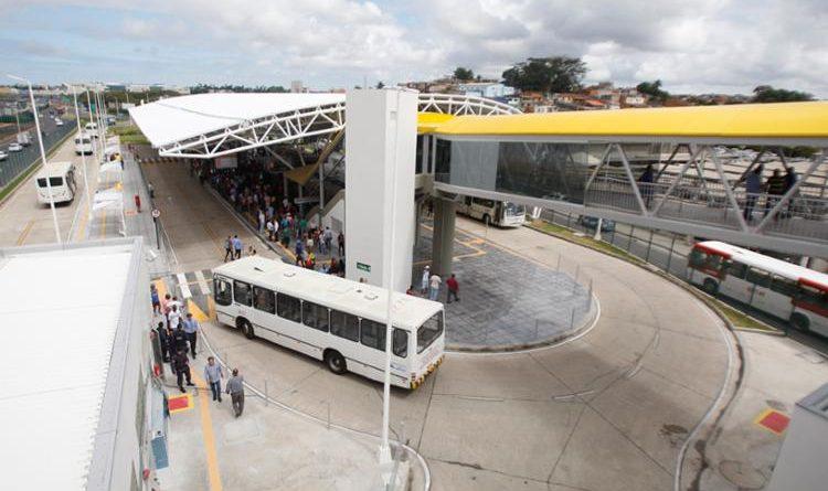 Sete linhas de ônibus passarão no terminal do aeroporto a partir deste sábado