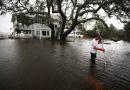 Suprimentos começam a chegar em Wilmington, cidade dos EUA inundada pelo Florence