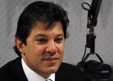 No Recife, Haddad diz que não quer 'revanchismo'
