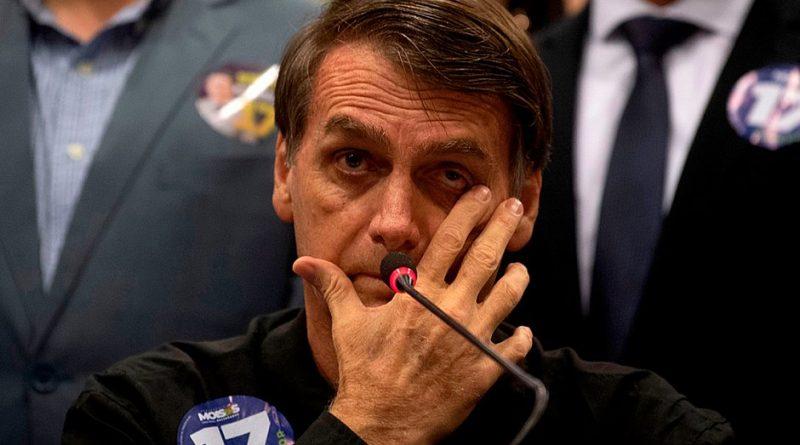 """Bolsonaro diz que não acredita em """"virada de Haddad"""""""