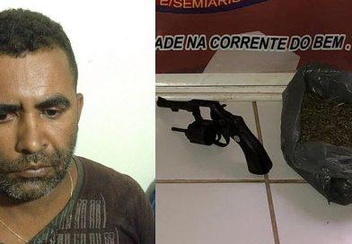 Polícia mata suspeito de traficar 2 toneladas de maconha para Salvador
