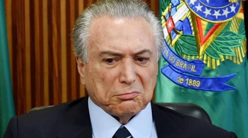 Defesa de Temer diz que ainda não teve acesso ao relatório da PF
