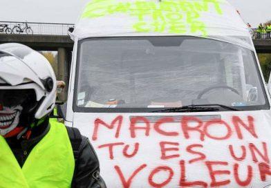 Manifestante morre atropelada durante protesto na França