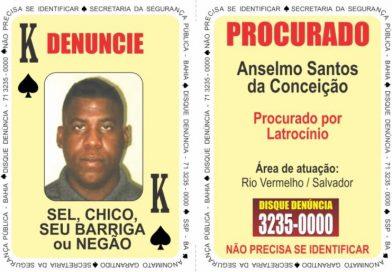SSP atualiza Baralho do Crime com homicida de professor no Rio Vermelho