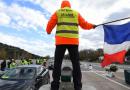 'Coletes amarelos' devem precipitar desaceleração do PIB da França