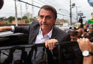 Bolsonaro embarca hoje para Davos, em primeira viagem internacional