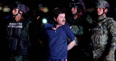 Júri americano condena o traficante mexicano El Chapo