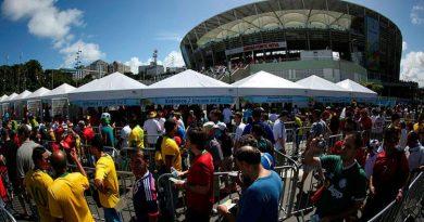 Álcool será restrito nos estádios da Copa América, diz gerente geral do torneio