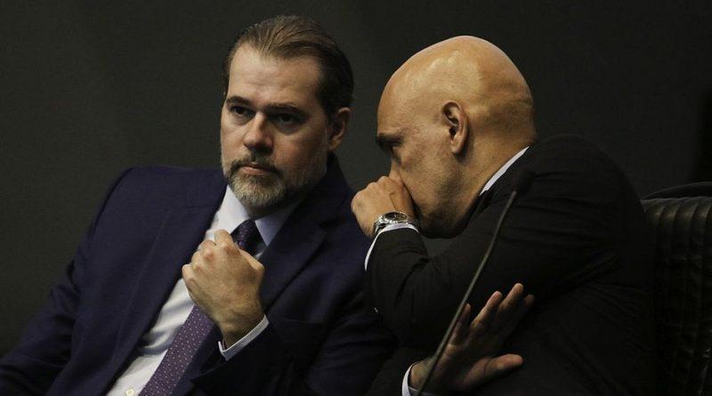 'Ombudsman do STF', jurista diz que Toffoli e Moraes cometem terrorismo