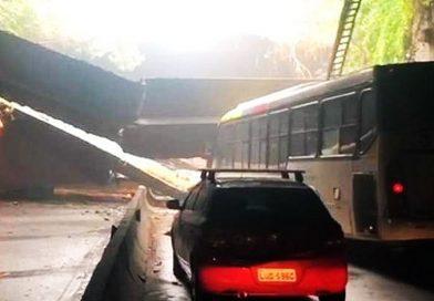 Com previsão de chuvas moderadas, Rio continua em estágio de crise