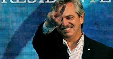 Favorito na Argentina manda recado: 'Não penso em fechar a economia'