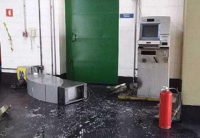 Assaltantes invadem TV Cultura, fazem reféns e roubam caixas eletrônicos