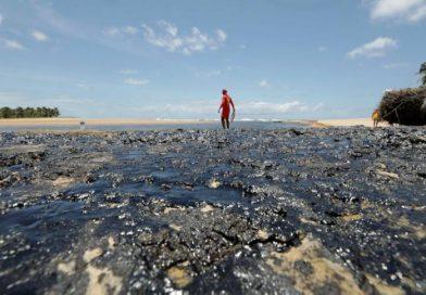 Inpe estima rota do óleo vazado, que poderá chegar ao Rio