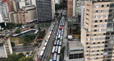 Representantes de empresas de ônibus urbanos preparam propostas para eleições municipais