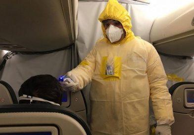 Grupo repatriado da China em quarentena segue sem sintomas de coronavírus